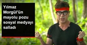 Yılmaz Morgül'ün Havuz Başı Fotoğrafı Sosyal Medyayı Salladı