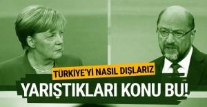 Almanlar Türkiye#039;yi AB#039;den...