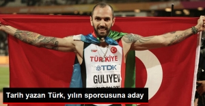 Avrupa Atletizm Birliği, Ramil Guliyev'i Yılın Atleti Ödülüne Aday Gösterdi