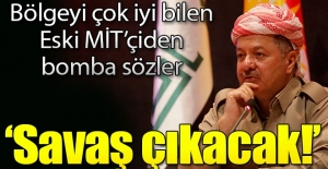Barzani büyük savaşı tetikliyor