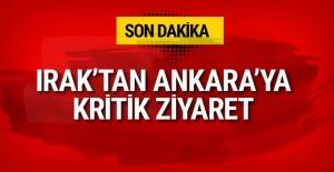 Barzani'nin Referandumu Öncesi Kritik Temas! Irak Genelkurmay Başkanı, Türkiye'de