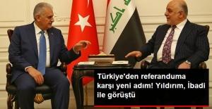 Başbakan Yıldırım, Irak Başbakanı İbadi İle Telefonda Referandumu Konuştu