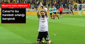 Caner Erkin'in Beşiktaşlıları Diz Çökerek Selamlaması Fenerbahçelileri Kızdırdı