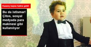 Çitos Efe'yi Sosyal Medyada Para Makinesi Gibi Kullanıyorlar