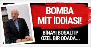 FETÖ'yle ilgili bomba iddia! Gülen MİT'le özel bir odada...