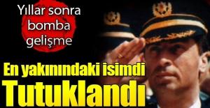 Gaffar Okkan'ın koruma polisi FETÖ'den tutuklandı