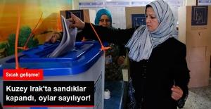 IKBY'deki Tartışmalı Referandumda Sandıklar Kapandı!