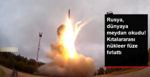 Kuzey Kore'den Sonra Rusya da Nükleer Başlıklı Füze Denemesi Yaptı!