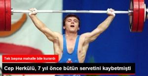 Naim Süleymanoğlu, Bundan Yaklaşık 7 Yıl Önce Servetini Sıfırlamıştı