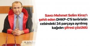 Şehit Savcı Mehmet Selim Kiraz davasında yeni gelişme