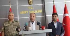 Siirt Valisi açıkladı: Öldürülen terörist sayısı 9'a çıktı