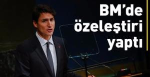 Trudeau'den sömürgecilik özeleştirisi