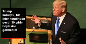 Trump'ın BM'deki Konuşması, İsrail Başbakanı Netanyahu'yu Mest Etti