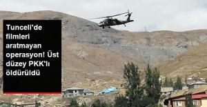 Tunceli'de Film Gibi Operasyon! Üst Düzey Terörist Öldürüldü