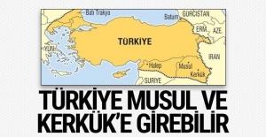 Türkiye isterse Musul ve Kerkük#039;e...