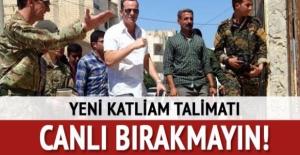 ABD'nin Suriye'deki 'sömürge valisi' Rakka'da yeni katliamların talimatını verdi