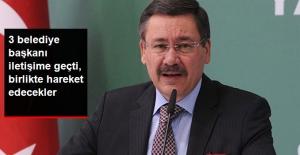 Abdülkadir Selvi, İstifası İstenen 3 Belediye Başkanının Birlikte Hareket Edeceklerini Söyledi