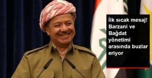 Barzani: İbadi'nin Diyalog Çağrısını Memnuniyetle Karşılıyoruz