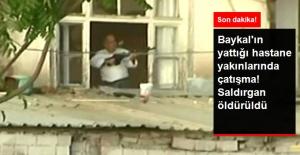 Başkent'te Hareketli Anlar! Pompalı Tüfekle Etrafa Ateş Açan Saldırgan Öldürüldü