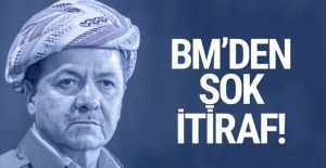 BM#039;den skandal Barzani itirafı!...