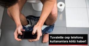 Bunu İzledikten Sonra Tuvalette Cep Telefonunu Asla Kullanmayacaksınız!