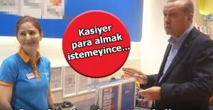 Cumhurbaşkanı Erdoğan, torunu için...