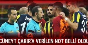 Cüneyt Çakır'ın notu 7.8 olduğu iddia edildi
