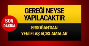 Erdoğan'dan son dakika Gökçek'e bomba mesaj
