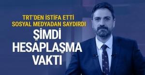 Erhan Çelik TRT 1 ekranına veda etti