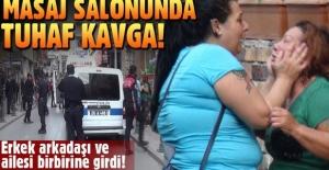Eskişehir'de Barlar Sokağı'nda kavga: 1 yaralı