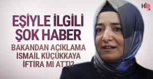 Fatma Betül Sayan Kaya#039;nın eşiyle...