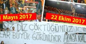 Galatasaray Kulübü'nden koreografi açıklaması!