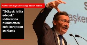 """""""Gökçek İstifa Edecek"""" İddialarına Hükümet Sözcüsü Bozdağ'dan Kaçamak Cevap!"""