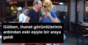 """Gülben Ergen, """"Mustafa Erdoğan'ı Aldatmış"""" Sözlerine İnat, Eski Eşiyle Fotoğraf Paylaştı"""