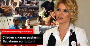 Gülben, Erhan Çelik#039;in Paylaşımına...
