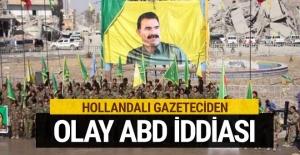 Hollandalı gazeteciden şok iddia! Suriyeli PKK'lılar..