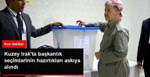 Kuzey Irak'taki Başkanlık ve Milletvekilliği Seçim Hazırlıkları Askıya Alındı
