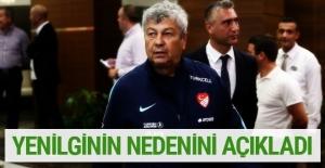 Lucescu İzlanda yenilgisinin nedeni açıkladı