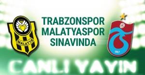 Malatyaspor-Trabzonspor