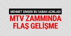 Mehmet Şimşek#039;ten MTV zammı...