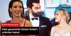 Meryem Uzerli ve Kenan İmirzalıoğlu'nun Bakışmaları Sinem Kobal'ı Kıskandırdı