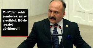 MHP'li Erhan Usta, Yeni Üniversite Sınav Sistemini Çok Sert Eleştirdi: Böyle Rezalet Görülmedi