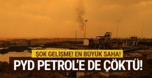 Şok gelişme! PKK, Suriye'nin en büyük petrol sahasını ele geçirdi!