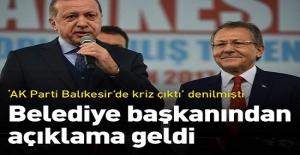 Son dakika... Balıkesir Belediye Başkanı'ndan istifa açıklaması