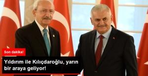 Son Dakika!.. Başbakan Yıldırım Yarın Kılıçdaroğlu ile Görüşecek!