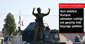 Son Dakika! Kerkük Bir Günde Düştü! Kent Tamamen Bağdat'ın Kontrolünde