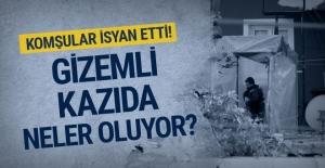 Tarsus'taki gizemli kazıda neler oluyor? 5. kez kapıdan çevrildi