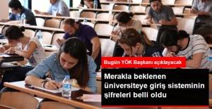 Üniversiteye Girişte Yeni Sistemin Şifreleri Belli Oldu