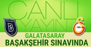 Başakşehir-Galatasaray maçı
