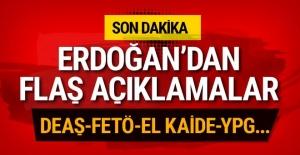 Erdoğan'dan İSEDAK Toplantısı'nda flaş açıklamalar